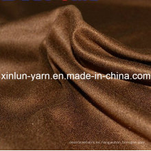 Tela impermeable de gamuza para muebles hecha en China