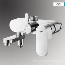 Waterfall shower bathtub tub faucets tap mixer