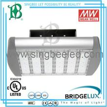200w High Power IP65 led Canopy Light with 5 years warranty