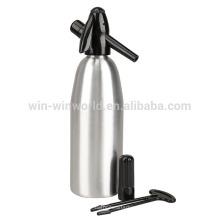 Aluminio 1L Durable Cool Soda Siphons