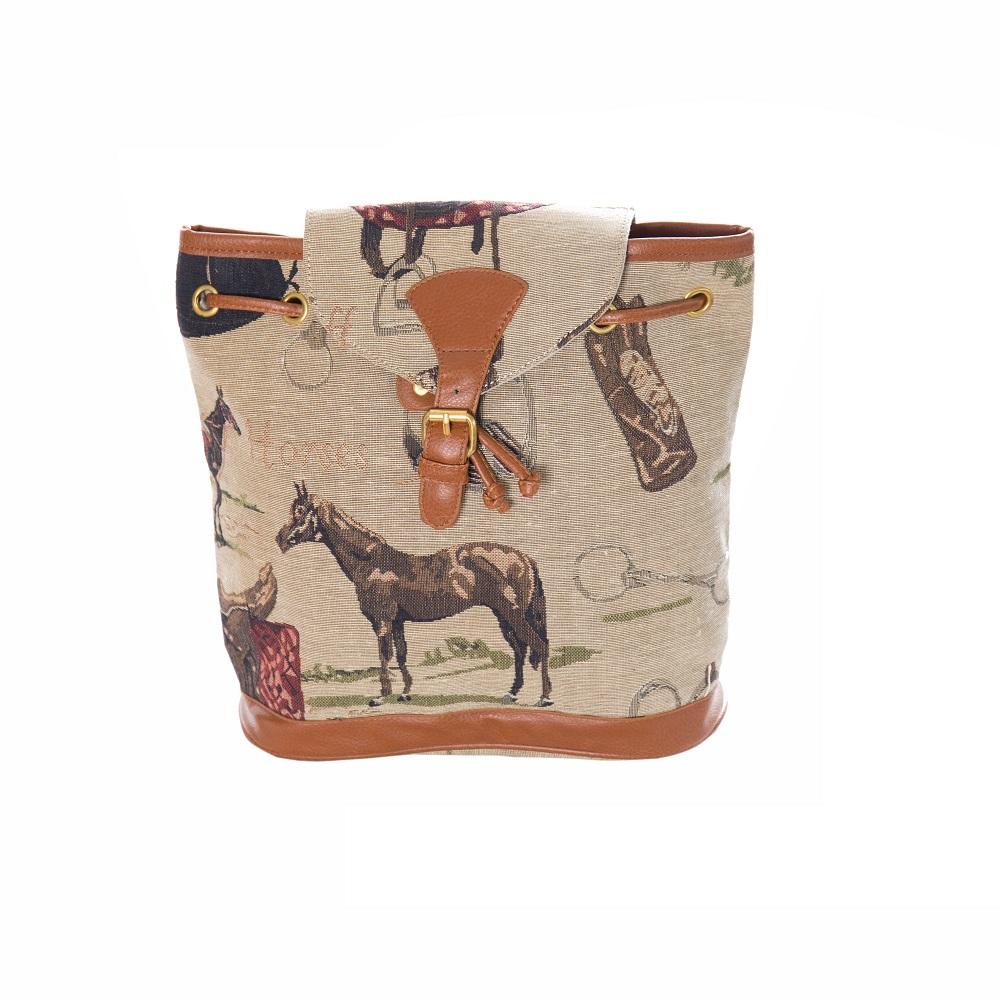 Outdoor Entertainment Horse Riding Sport Racing Taper Bag