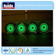 Automatisches Lichtglühen in der Dunkel-Pulverlackierung für Radnabe