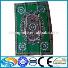 Echtes Wachsdruckgewebe für Batik
