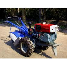 Melhor preço de agricultura trator de passeio rotativo leme / trator de passeio anexos rotativo leme