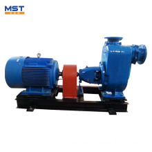 Electric motor self-priming water pump 20hp irrigation