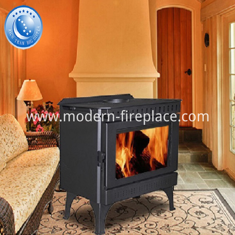 Factory Production Small Fireplace Stove Sale