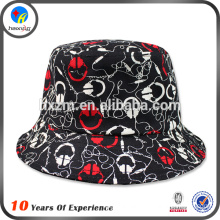 custom printed cheap wholesale bucket hats