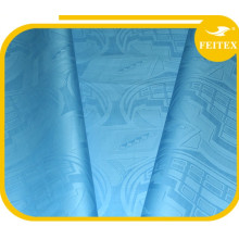 alibaba china wholesale sky blue nigerian lace fabric african cotton fabrics bazin riche wedding brocade