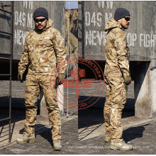 Lurker Stripe Camo Combat Suit Tactical Suit