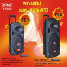 Promoting Speaker Trolley Battery Bluetooth Speaker 6827-16