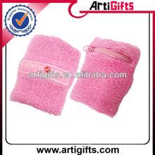 Venta caliente de moda sweatbands en blanco