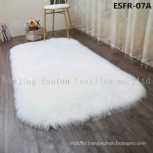 Long Pile Faux Sheep Fur Rugs Esfr-07A
