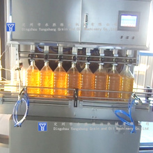 Auto Oil Filling Machine
