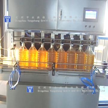 Auto Oil Filling Machine