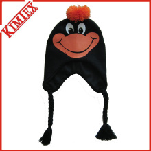 Winter Warmer Promotion Team Mascot Animal Hat