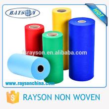 Avançar artesanato spunbond elástico não tecido fabricante