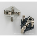 schuko plug adapter with ROHS certification schuko plug insert we can supply samples free.