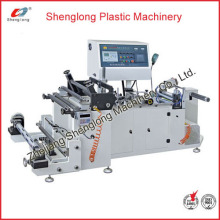Plastic Film Sleeve Gluing/ Center Sealing Machine (TCJ-ZH500C)
