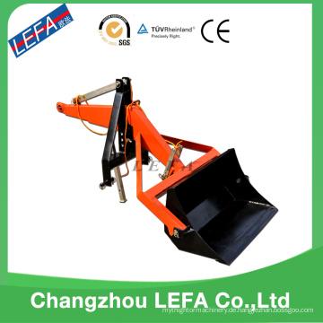 Kompakter Minitraktor-Hecklader mit CE-Zulassung