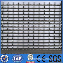 stainless steel crimped woven woven wire netting