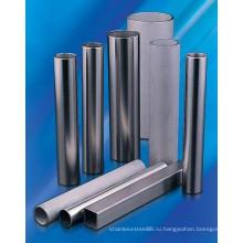 Сертификация SGS и стандартом AISI Труба нержавеющей стали/пробка
