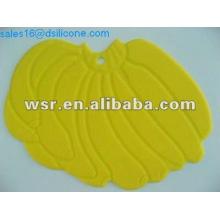 Esteira de borracha de silicone resistente ao calor de venda quente