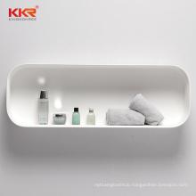 Italian Classic Design Solid Surface Bathroom Shelves