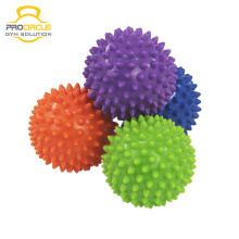Spiky Pé Muscle Medicical Spiky Massage Ball Voltar