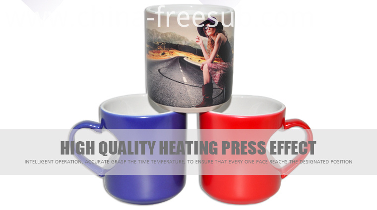 Sublimation Photo Cups Heat Press Printing Machine