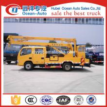 Dongfeng 16 metros de trabajo de trabajo de arriba para la venta
