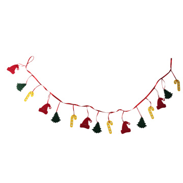 Segno di Garland Bunting Christmas Party