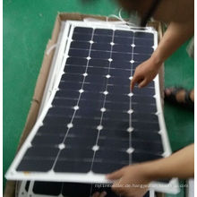 18V 160W Sunpower ETFE weiches flexibles Solarmodul