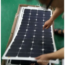 18V 160W Sunpower ETFE Soft flexible Solar Panel