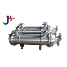 Tubo de aço inoxidável e trocador de calor de casca com alta qualidade