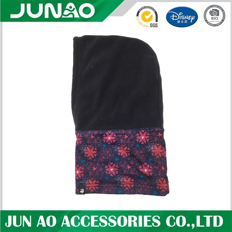 balaclava with tube bandana