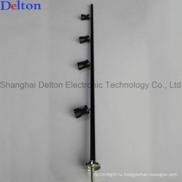 Black 4 Light Гибкий светодиодный светильник для освещения ювелирных изделий