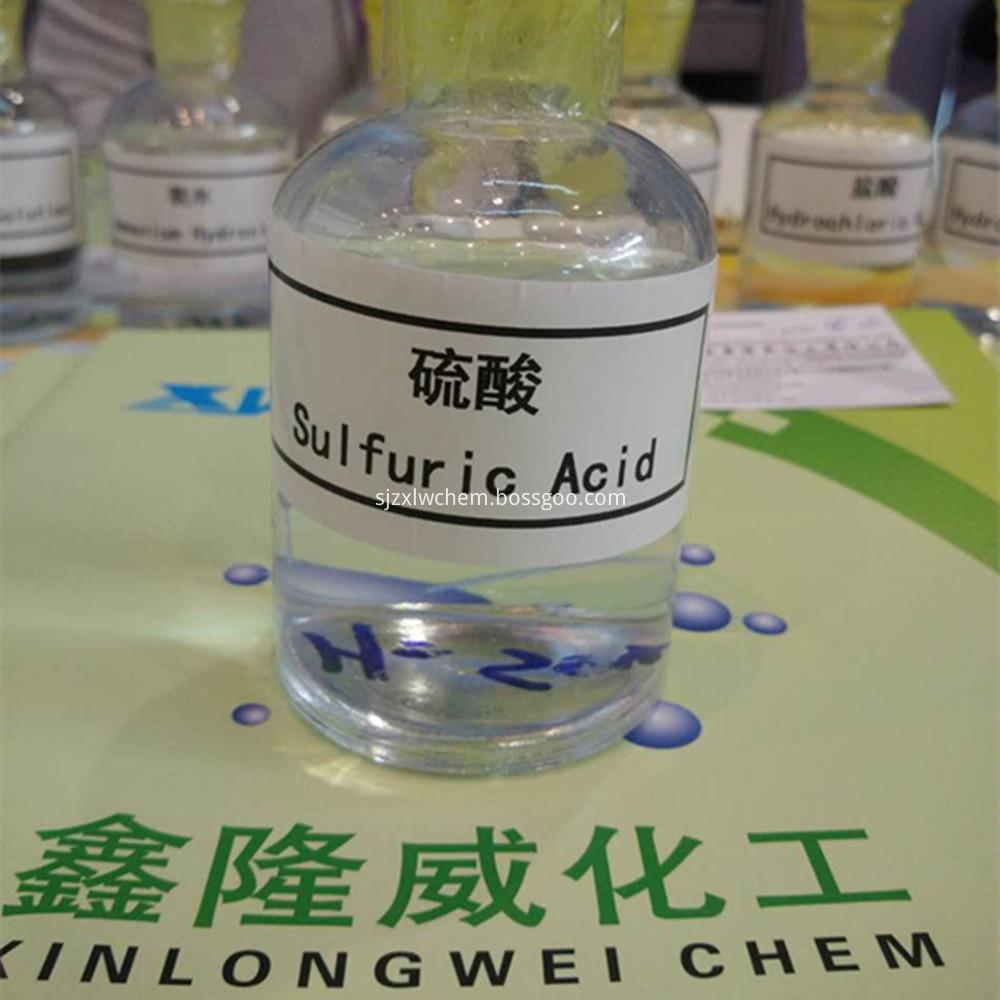 Sulfuric Acid Price