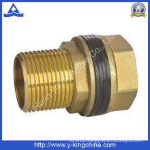 Brass Rubber Bushes Tank Connector Fitting (YD-6019)