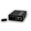 Fiber To Ethernet Media Converter