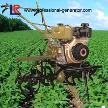 10HP Diesel Power Mini Tiller Cultivator