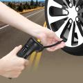 Inflador de neumáticos inalámbrico con LCD brillante grande
