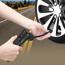 Tire Air Pump Portable Car Digital Pump