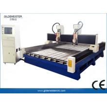 Roteador CNC para gravura em pedra