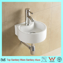 Ceramic Small Wall Hung Wash Basin