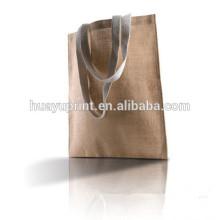 Gunny Sack Bag / Burlap Gunny Tasche / Jute Gunny Tasche mit Fenster