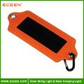 ECEEN portable couleur blanche LED ABS solaire de camping éclairage chargeur de secours light