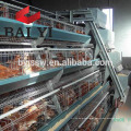 Un sistema de alimentación automática de equipos de aves de corral