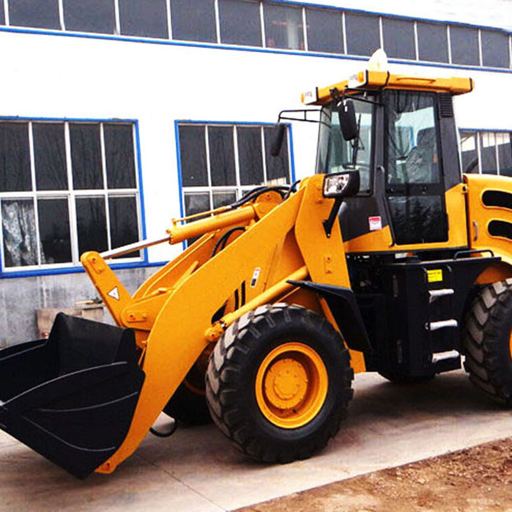 Best Wheel Loader