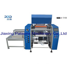 3 Turret Stretch Film Rewinding Machine