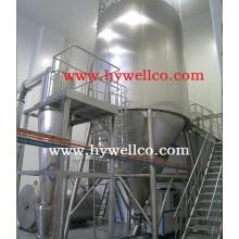 Máquina de secagem por pulverização de colágeno para peixes